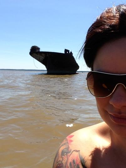 inkinsideout-anna castillo-motherhood-ship wreck adventure-may-2013