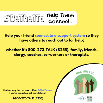 bethe1to-help-them-connect